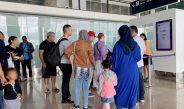 Oran : Fin de confinement pour 184 ressortissants rapatriés du Maroc