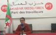 Nasri Mounir, élu SG par interim du Parti des travailleurs